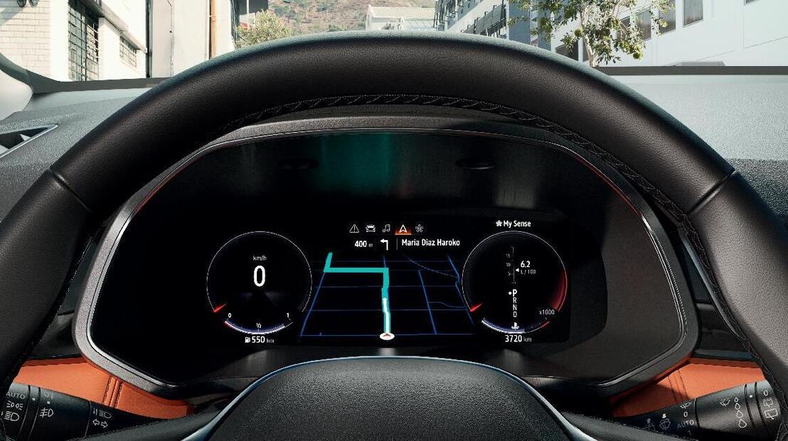 EASY LINK conectado con pantalla táctil de 23,6cm (9,3