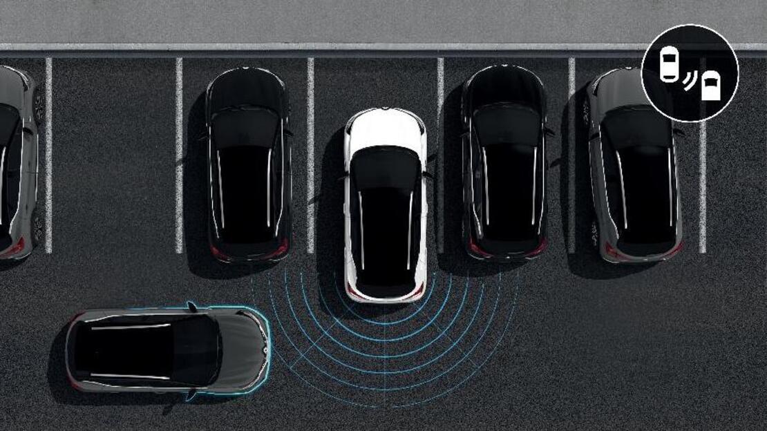 Система за предупреждение при наличие на движещ се обект при паркиране