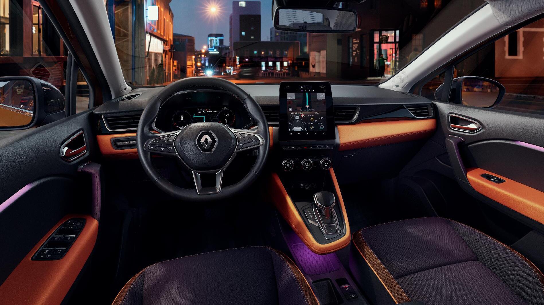 Renault Multi-Sense (4 modos de conducción)