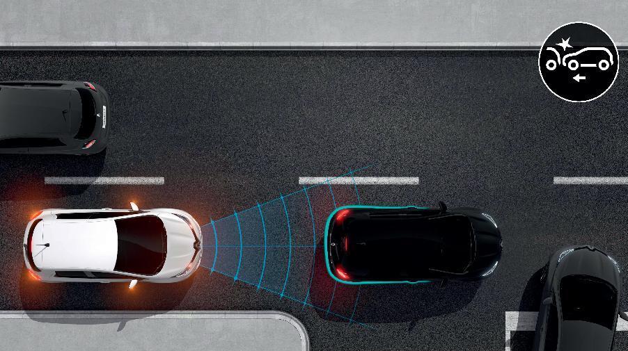 ABS avec assistance au freinage d'urgence