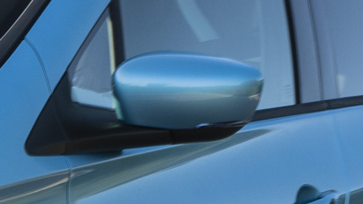 Electrically Operated and Heated Door Mirrors