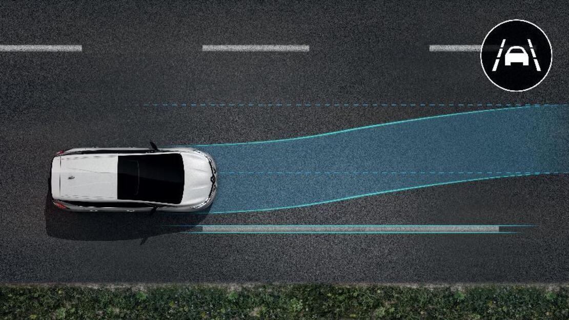 Contrôle dynamique de conduite ESC (Electronic Stability Control) avec système antipatinage ASR