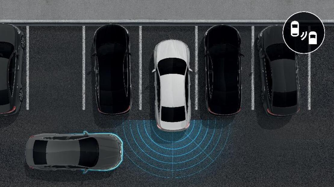 Détection active de véhicules arrière