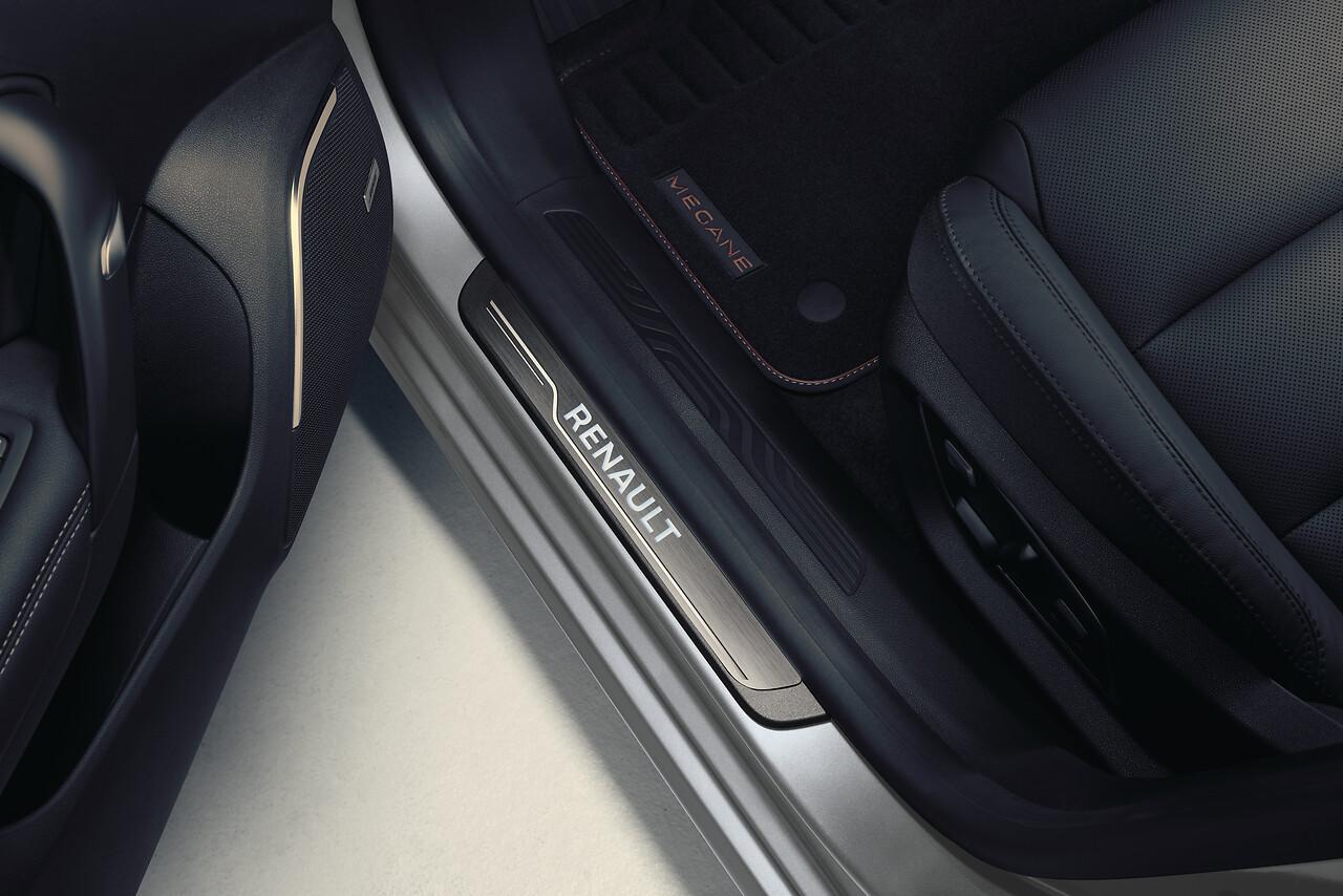 Seuils de porte éclairés Renault AV