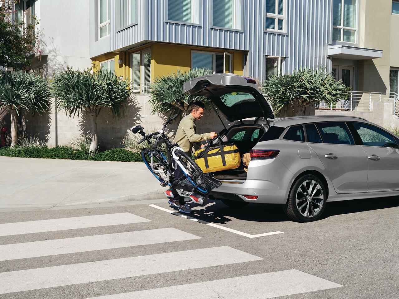 Porte-vélo - Porte-vélos Euroride - Sur attelage - 2 vélos 7 broches