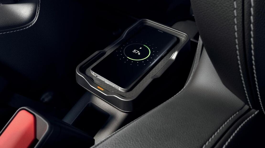Chargeur smartphone à induction