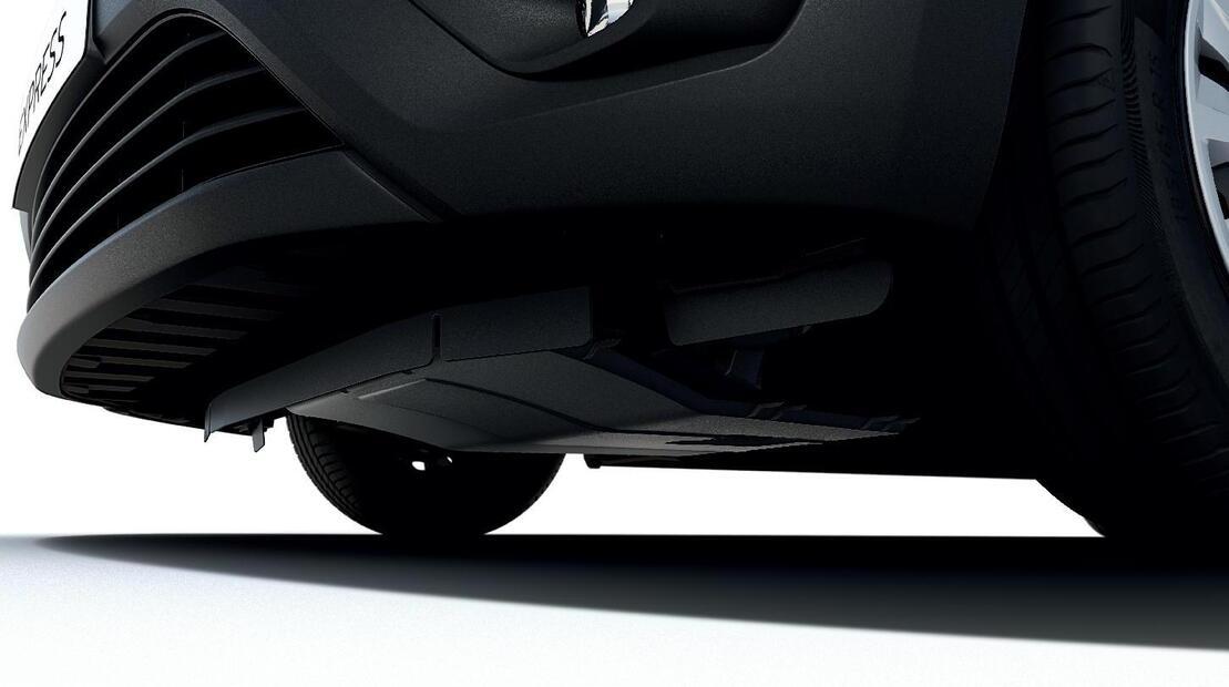 Scut metalic protectie motor - exclusiv versiuni benzina