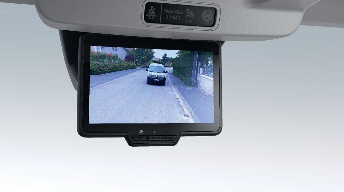 Assistance de vision arrière (Rear View Assist)