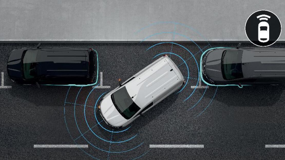 Sensores de aparcamiento traseros / delanteros / laterales