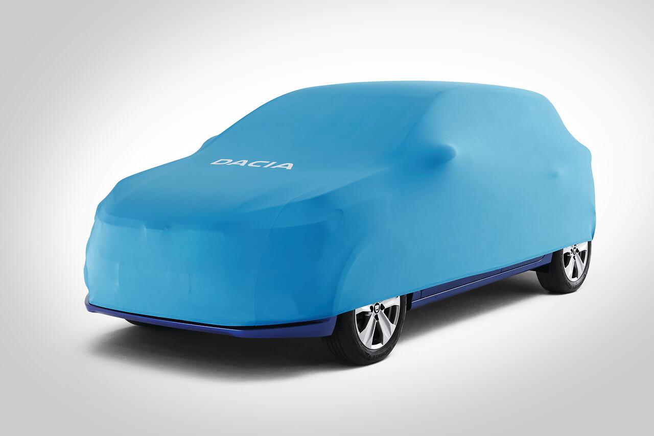 Housse de protection carrosserie Dacia