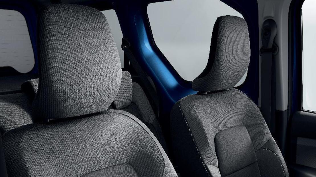 Réglage en hauteur de la ceinture de sécurité conducteur