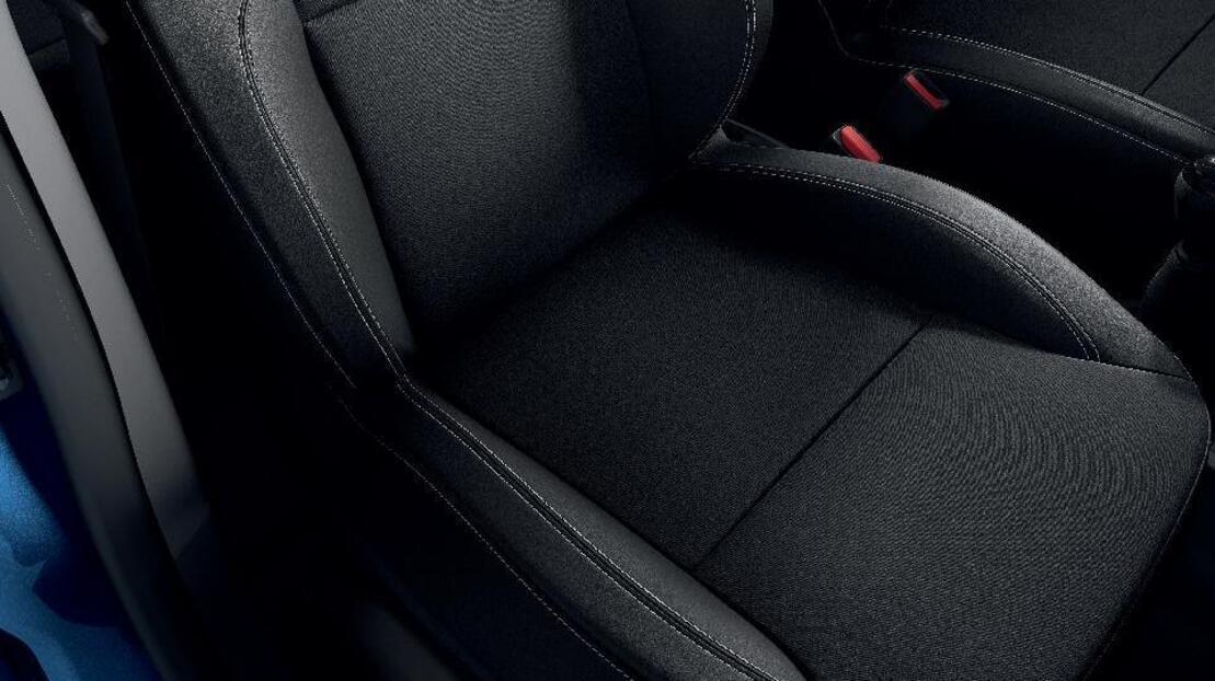 Alerte d'oubli des ceintures de sécurité avant