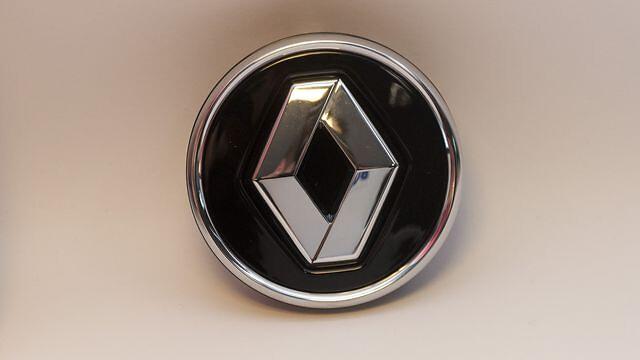 Cabochons Renault - Noir