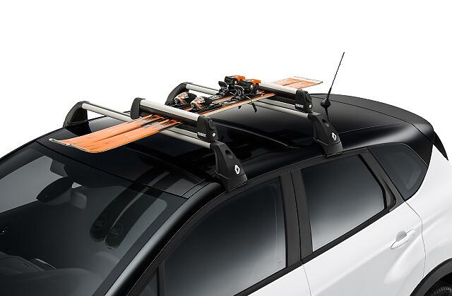 Багажник для лыж