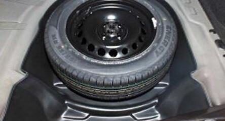 Органайзер для хранения запасного колеса