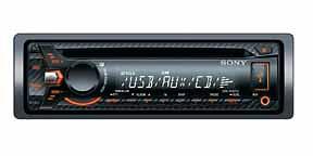 Autoradio Sony CDX 1001U