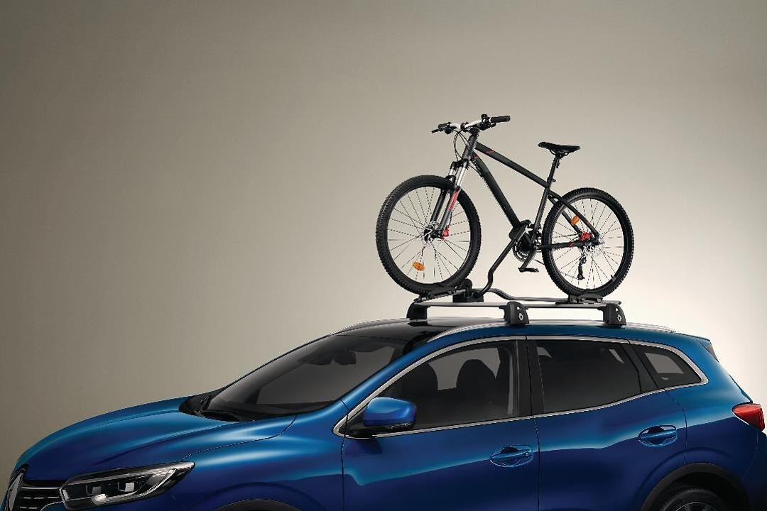 Porte-vélos Proride 80 sur barres de toit