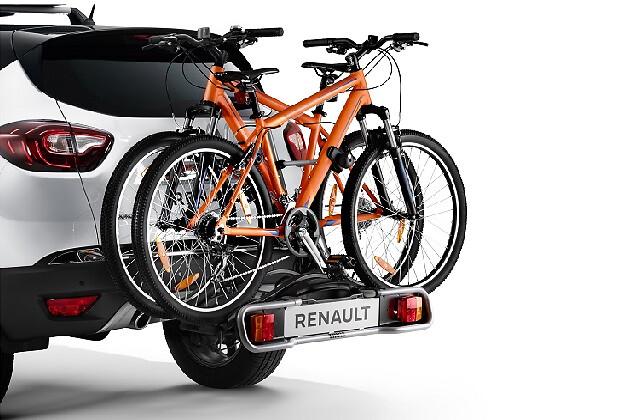 Porte-vélos Euroride - sur attelage - 7 broches