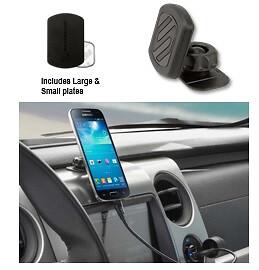 Support smartphone nomade - Sur tableau de bord - Magnétique