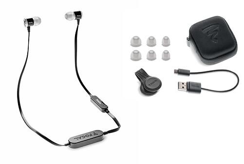 Căști Focal Bluetooth intraauriculare