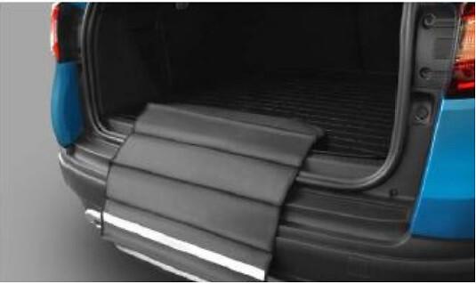 Ковер багажника с защитой RENAULT Kaptur 4x4
