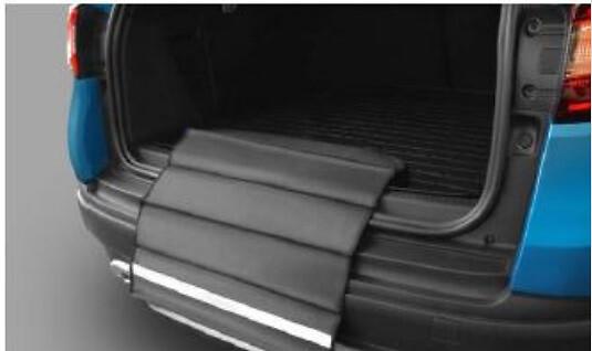 Промо комплект ковров (литьевые ковры в салон + багажник с защитой) RENAULT Kapt