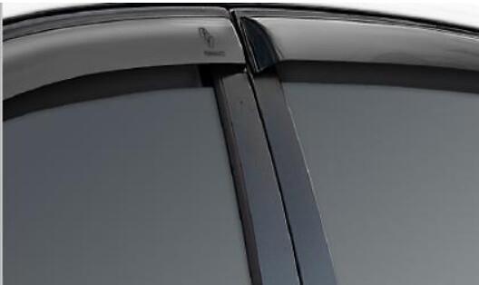 Дефлекторы (комплект 4 шт) с логотипом Renault