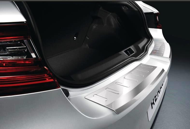 Protecție prag portbagaj din oțel inoxidabil
