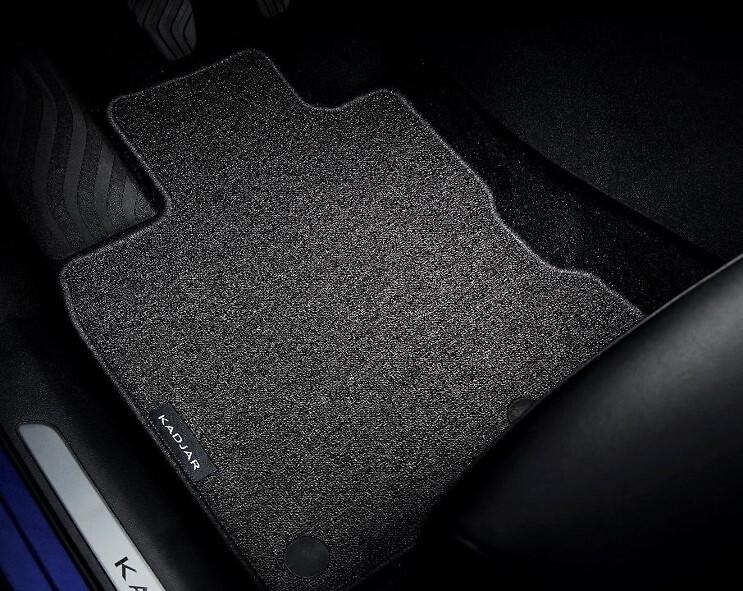 Tapis de sol textile - Confort (avant et arrière)