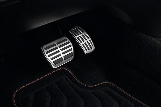 Sportpedale– Aluminium – Automatikgetriebe(Linkslenkung)