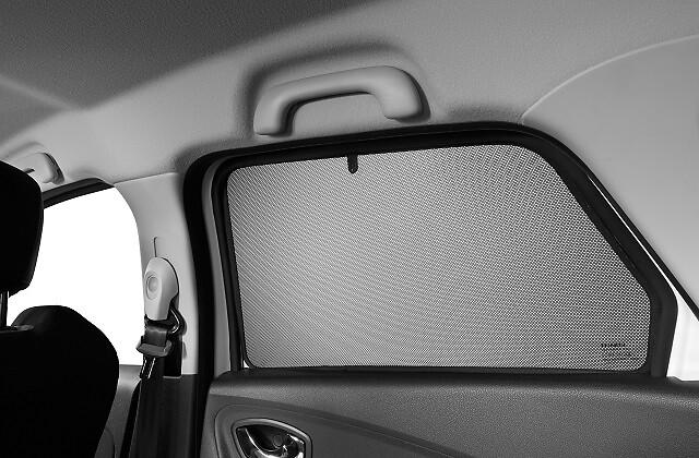 Солнцезащитный козырек для задних боковых стекол