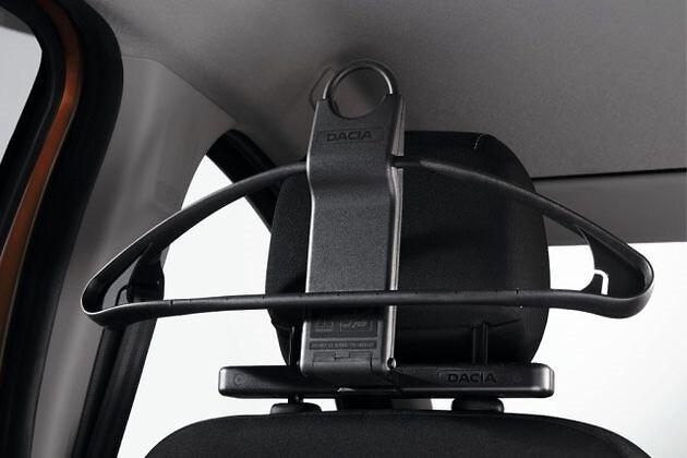 Cintre sur appuie-tête - Dacia