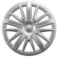 Enjoliveur eldo 16 pouces avec logo Renault