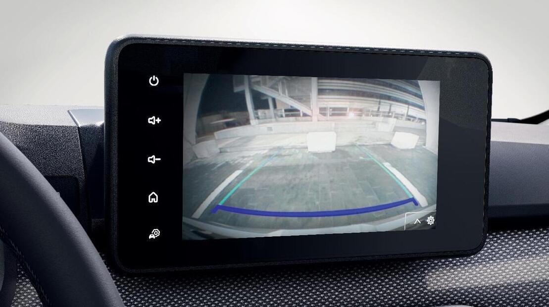 Kamera za vožnju unatrag