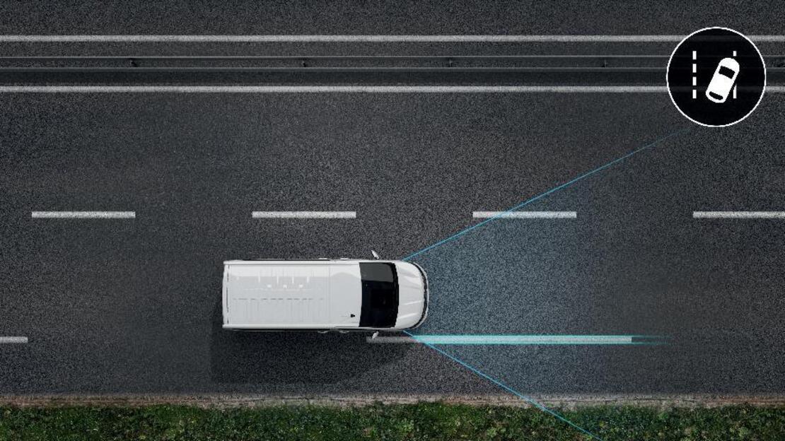 Spurhalteassistent (Lane Departure Warning)