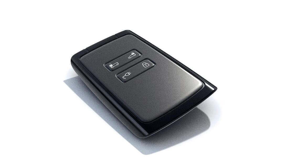 Handsfree-Keycard