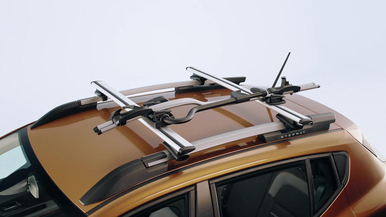 Porte-vélo Expert 80 sur barres de toit