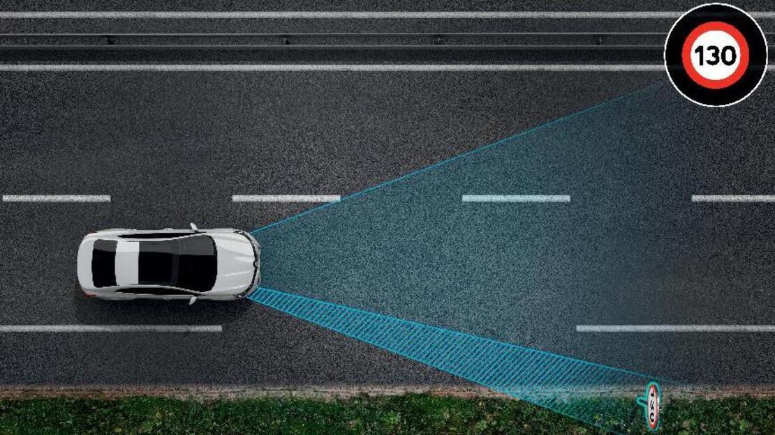 Alerta de excesso de velocidade c/reconhecimento de sinais de trânsito
