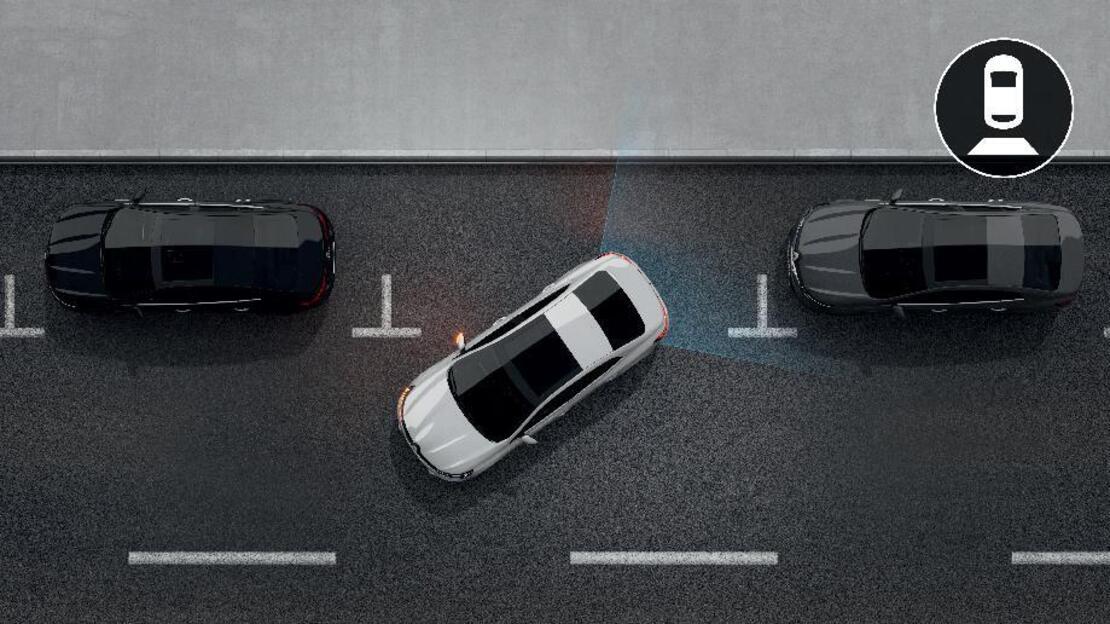 Aide au Parking Arrière