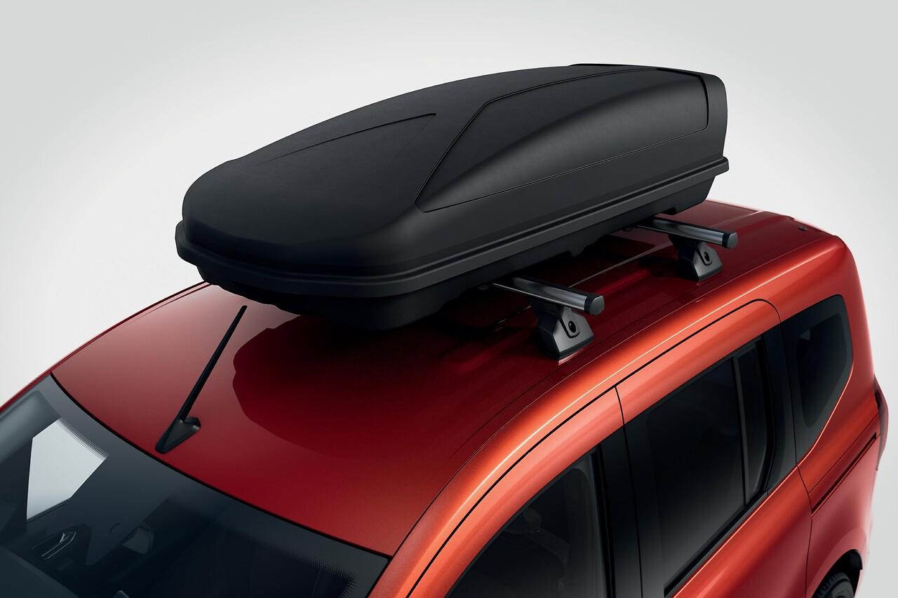 Coffre de toit Renault 480 l noir