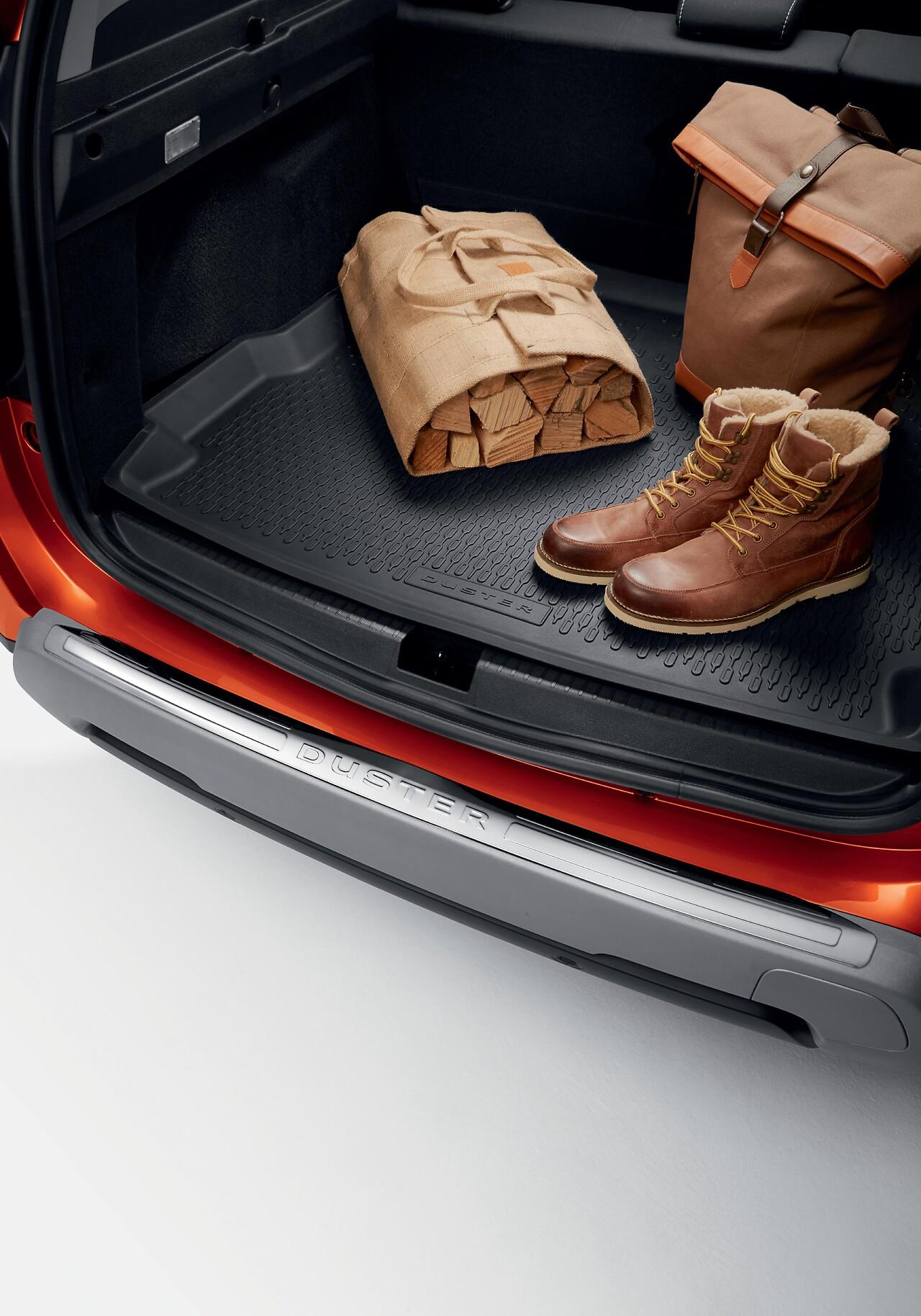 Tava portbagaj pentru versiunea 4x4