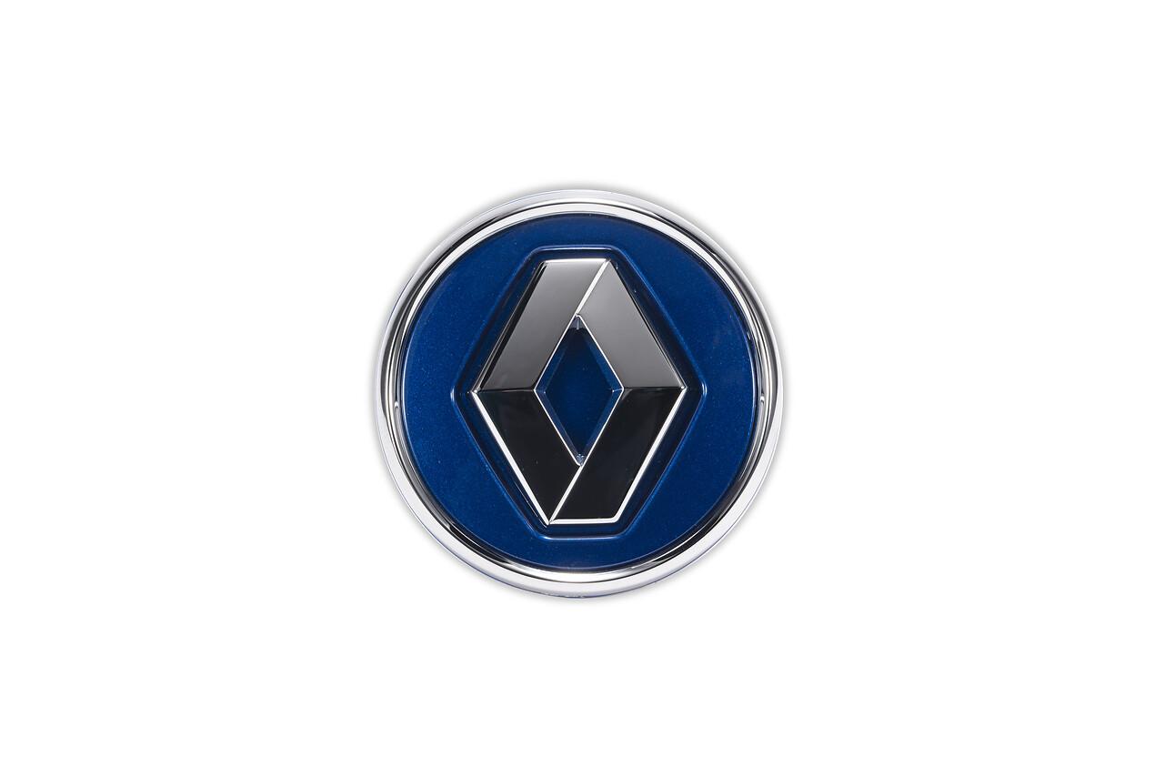 Cabochons Renault - Bleu Iron