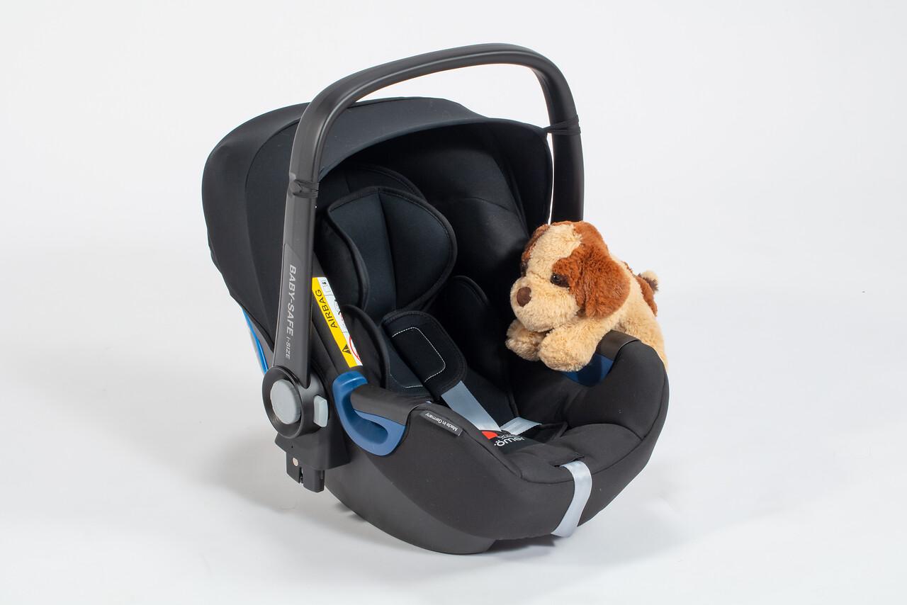 Siège enfant Baby Safe 2 I-Size groupe 0+