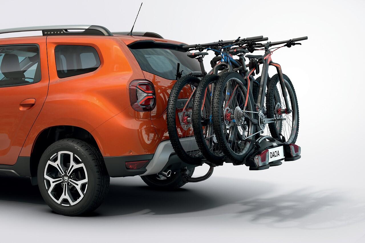 Porte-vélos Coach 2 vélos sur attelage 13 broches
