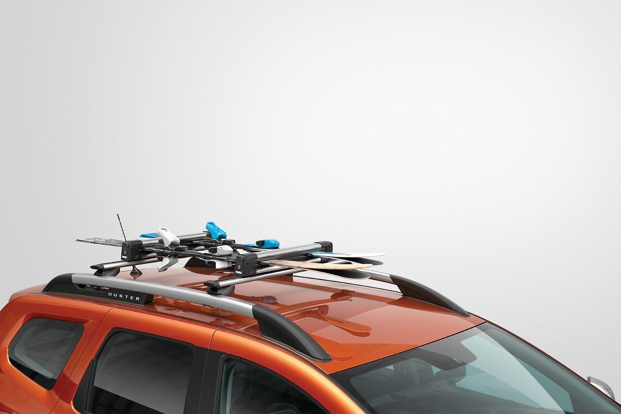 Porte-skis Snowpack Thule 4 paires