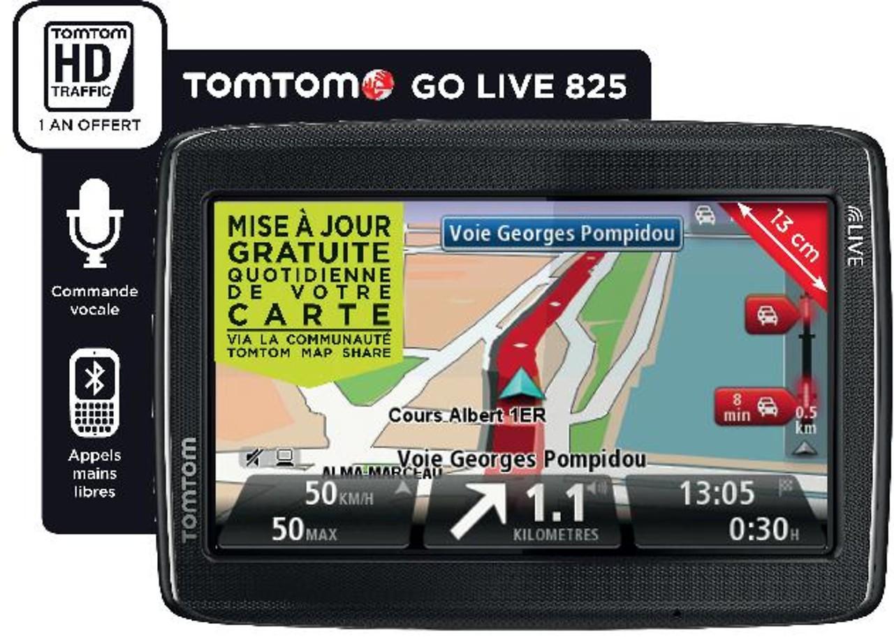 Système de navigation TomTom START 40