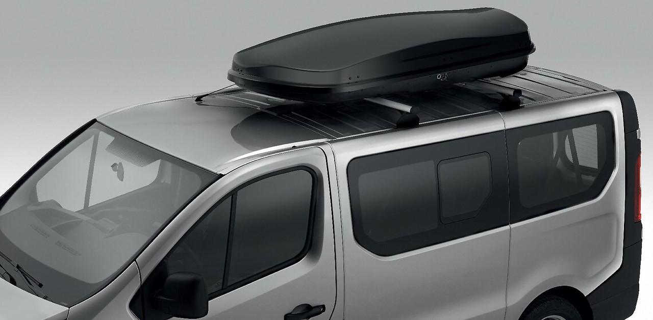 Coffre de toit Renault 480 litres