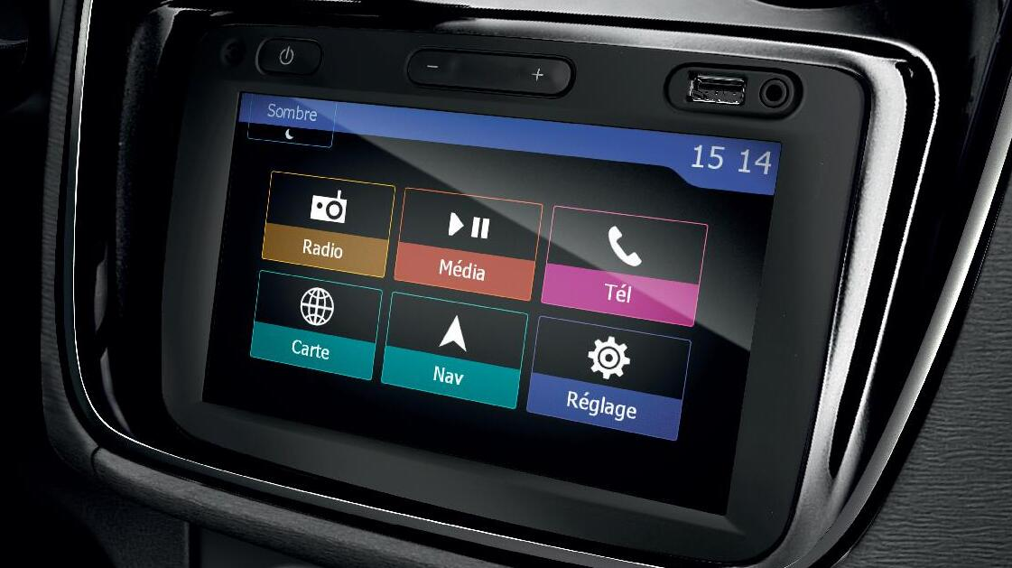 Dacia Media NAV Multimedya Sistemi