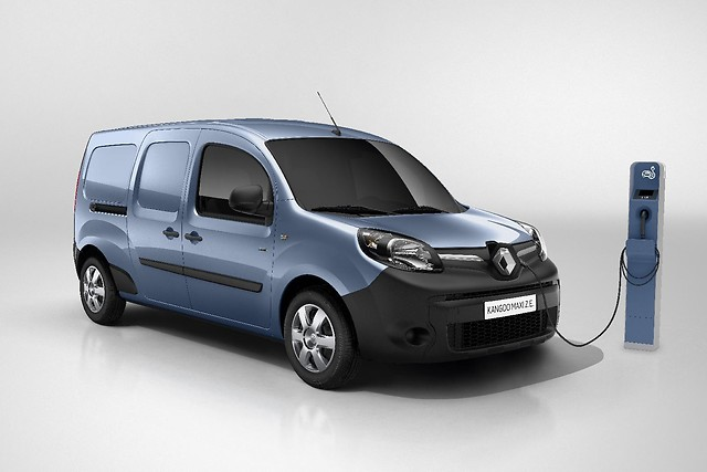 Renault Kangoo ZE kampagne tilbud