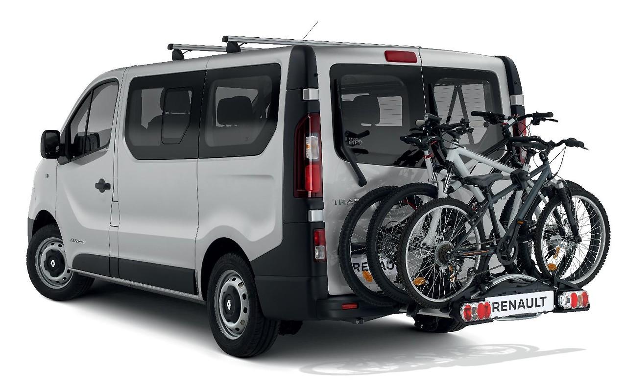 Porte-vélos sur attelage (3)